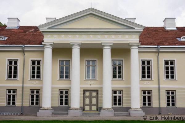 Aruküla mõisa restaureerimine