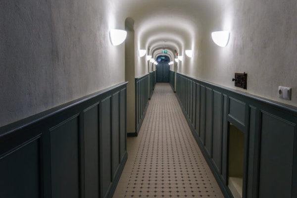 Aruküla mõisa restaureerimine koridor