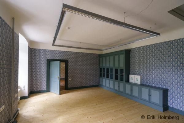 Aruküla mõisa restaureerimine korrus