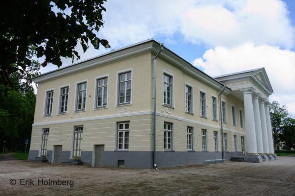 Aruküla mõisa restaureerimine kulg