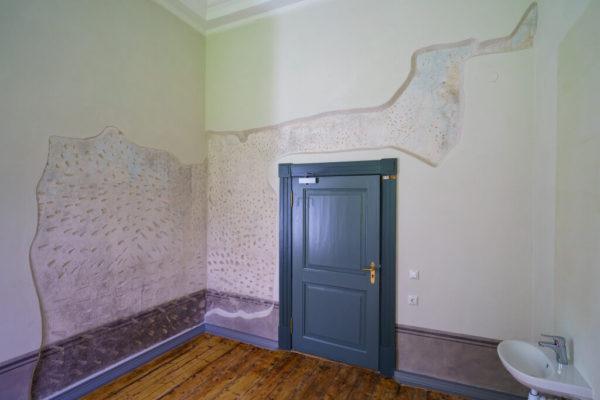 Aruküla mõisa restaureerimine ruum