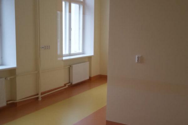 Ida-Tallinna Keskhaigla Akorpuse 02 korruse vasaku tiiva rekonstrueerimistööd nurk