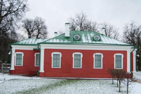 Kadrioru lossi katuse uuendamine
