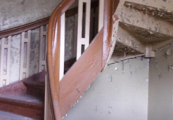 Narva mnt 108 rekonstrueerimine trepp