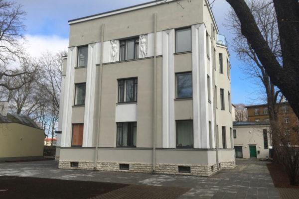 Narva mnt 57 korterelamu ümberehitus- ja laiendustööd