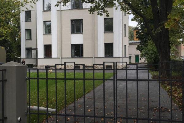 Narva mnt 57 korterelamu ümberehitus ning laiendustööd