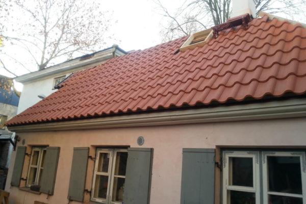 Uus 18 katusetööd lähedalt
