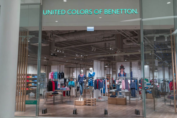 T1 United Colors Of Benetton 1